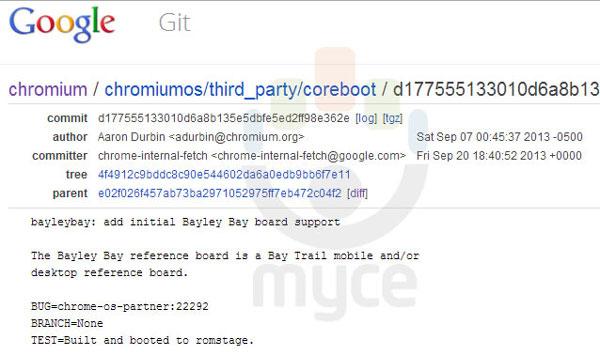 Google ������������� �������� �� ��������������� �������� Intel Atom (Bay Trail) � Nvidia Tegra