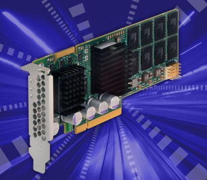 «Флэш-ускорители» LSI Nytro XP6209 и XP6210 оснащены интерфейсом PCI Express x8