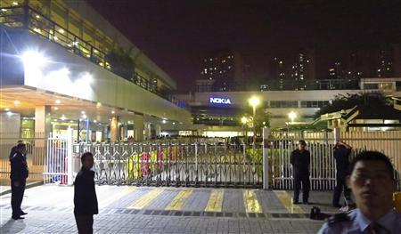 Рабочие фабрики Nokia в Китае недовольны ухудшением условий найма, связанным с продажей фабрики компании Microsoft