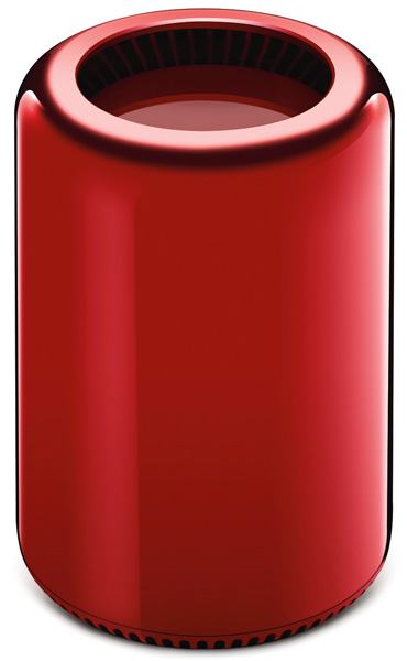 Mac Pro ����� (PRODUCT) RED