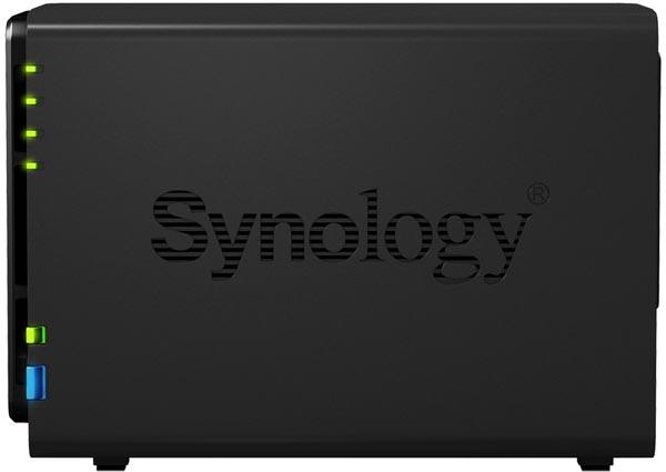 Производитель называет NAS-сервер Synology DiskStation DS214play всеобъемлющим мультимедийным центром