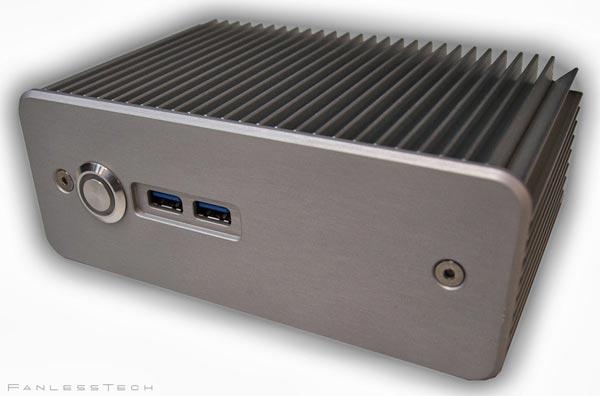 Корпуса Impactics для мини-ПК NUC второго поколения изготовлены из алюминия