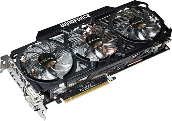 ��������� ������ 3D-���� Radeon R9 290X, ������ ���������� �����������