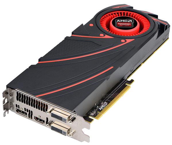 В последний момент производительность 3D-карты AMD Radeon R9 290 удалось существенно повысить