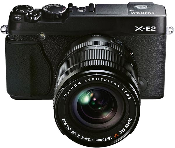 ������������ ������������� ������ �� ������� ���������� Fujifilm X-E2