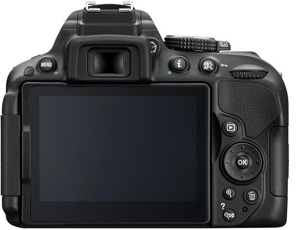 � ������ Nikon D5300 ������������ ������ ����������� ���� CMOS ������� APC-S (23,5 x 15,6 ��) ����������� 24,2 ��