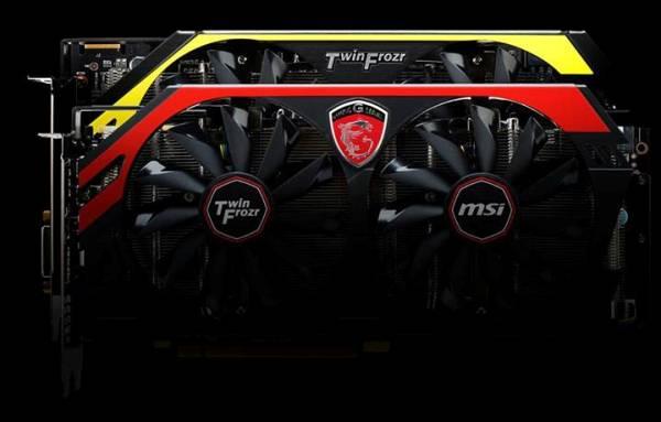 MSI Radeon R9 280X Gaming