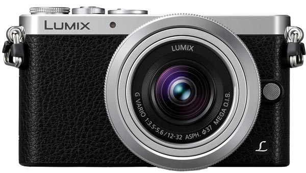 В комплекте с объективом 12-32mm F3.5-5.6 Lumix G Vario камера Panasonic Limix DMC-GM1 стоит $750