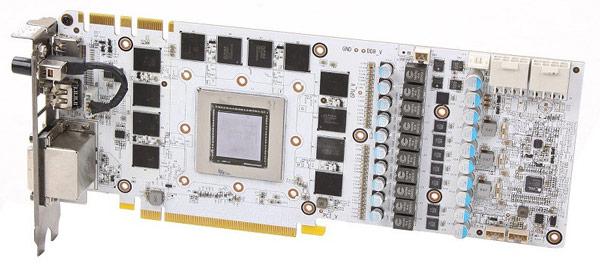 Водоблок EK Water Blocks для 3D-карты KFA2 GeForce GTX 780 Hall Of Fame появится в продаже в конце октября