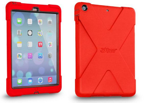 Линейка чехлов The Joy Factory для планшетов Apple iPad Air включает модель с усиленной защитой