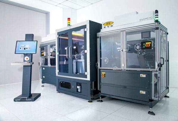 Система EVG 570R2R создана специалистами EV Group и A*STAR IMRE ICON