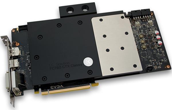 Изделие доступно в одной модификации EK-FC780 GTX Classy - Acetal+Nickel стоимостью 105,95 евро