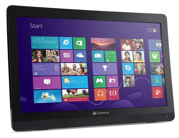 ���� ������������ �� Gateway ZX4270 � ������� ������������ �������� $399