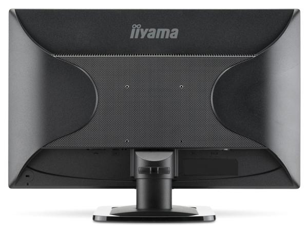 Монитор iiyama ProLite X2382HS оснащен входами D-Sub, DVI и HDMI