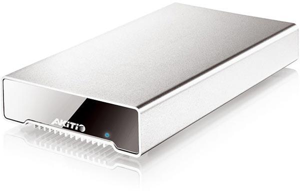 SSD Akitio Neutrino Thunderbolt Edition ������� 512 �� ������ � $599