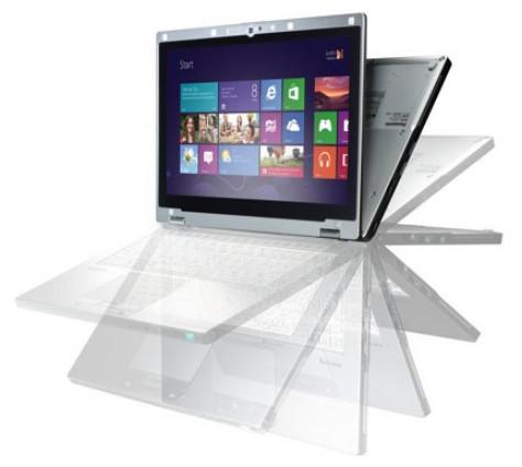 Защищённый ультрабук-трансформер Panasonic Toughbook CF-AX3