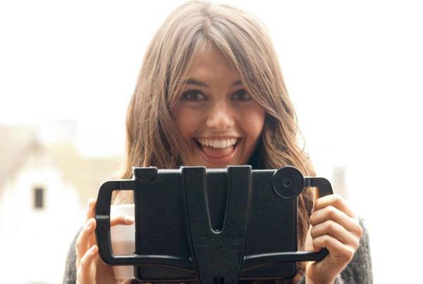 iOgrapher ���������� iPad Mini � �����������