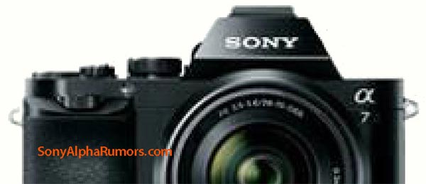 В ближайшее время будут представлены полнокадровые камеры Sony A7r и A7