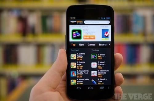 Смартфон Amazon Smith сможет узнавать пользователя и распознавать его движения