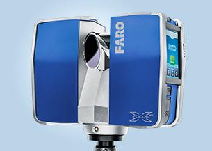 Сканер FARO Focus3D X 330 является самым маленьким в своей категории