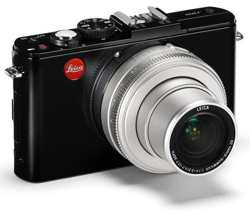 Камера Leica D-Lux 6 выпущена в черно-серебристом варианте