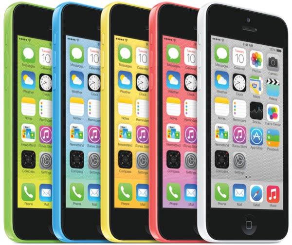 В Apple переоценили привлекательность корпусов из цветного пластика