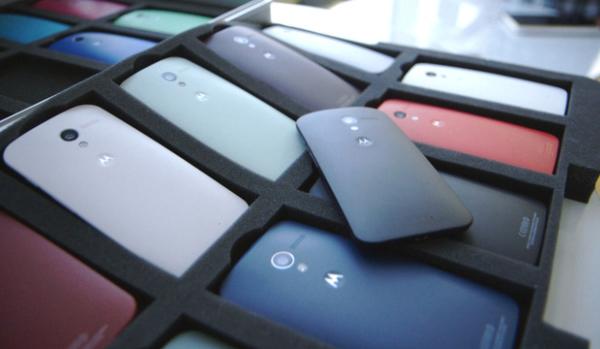 Оператор мобильной связи Verizon Wireless запустит сервис Moto Maker