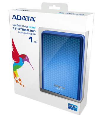 Adata DashDrive Choice HC630
