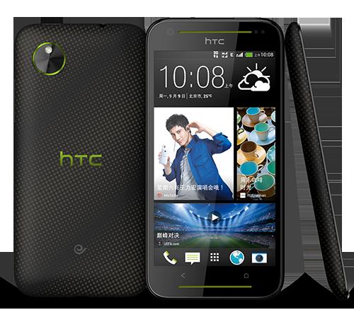 �� ��������� ����� ������ �������� �������� HTC Desire 709d � SoC Snapdragon 200