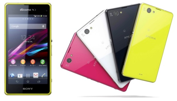 Sony Xperia Z1 F (Z1 mini)