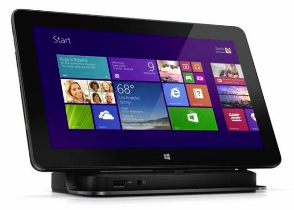 Компания Dell в ноябре выпустит гибридный планшетный компьютер Dell Venue Pro 11 по цене от 500 долл.