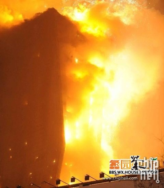 пожар на фабрике Hynix