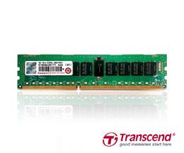 Серверные модули памяти Transcend RDIMM DDR3L-1600 объемом 8 ГБ работают при напряжении 1,35 В