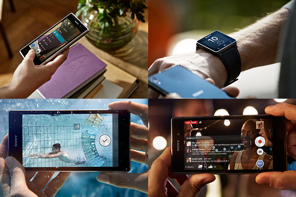 Водонепроницаемый смартфон Sony Xperia Z1 оснащен камерой разрешением 20,7 Мп