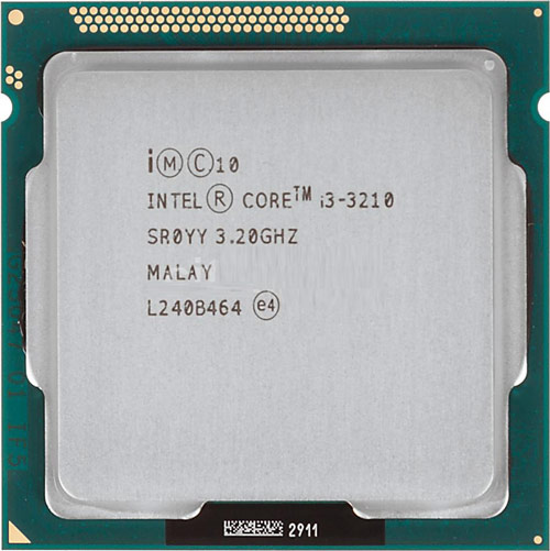 Intel уведомила о прекращении выпуска процессоров Core i3-3210, i3-3225, Core i7-3720QM, i7-3820QM и i7-3920XM