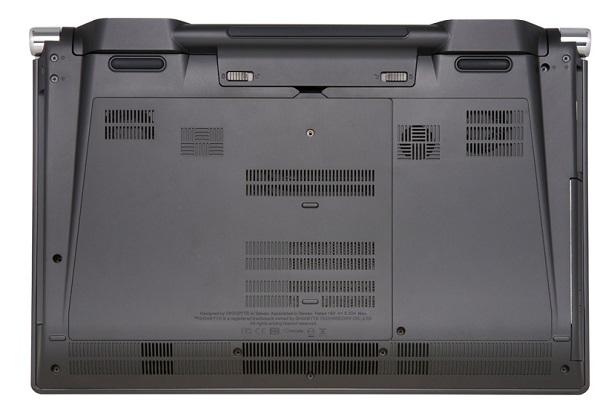 Ноутбук Gigabyte P25W получил процессор Intel Core i7-4700MQ