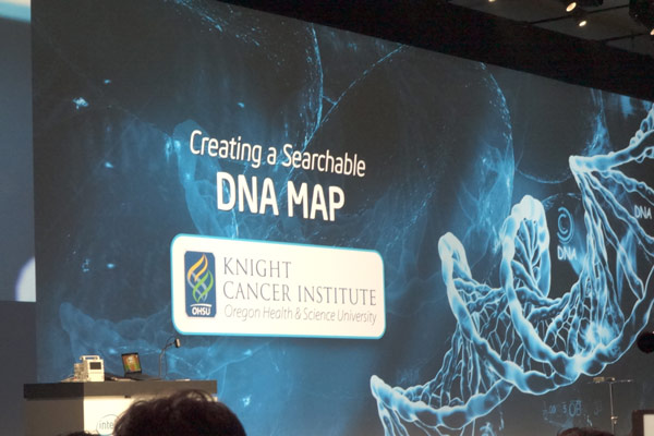 Дешифровка генома одного человека сопряжена с манипуляциями 2,5 ПБ данных