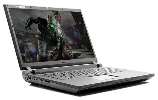 В топовую комплектацию игрового ноутбука Eurocom X3 входит процессор Intel Core i7-4930MX Extreme