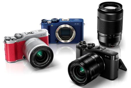 В Сеть попал пресс-релиз, посвященный выходу камеры Fujifilm X-A1