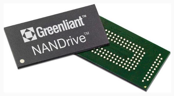Для внешнего оформления накопителей SSD SATA NANDrive выбраны корпуса типа BGA
