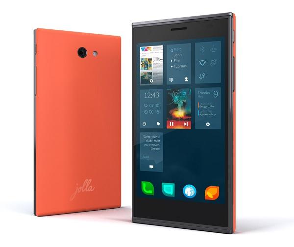 В Сети появились технические характеристики смартфона Jolla