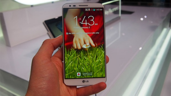 Аппарат LG D820, ранее замеченный на сайте FCC, является CDMA версией флагманского смартфона LG G2