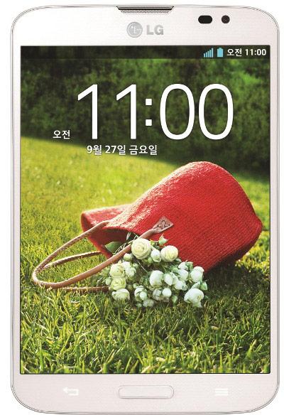 Основой смартфона LG Vu 3 служит SoC Qualcomm Snapdragon 800
