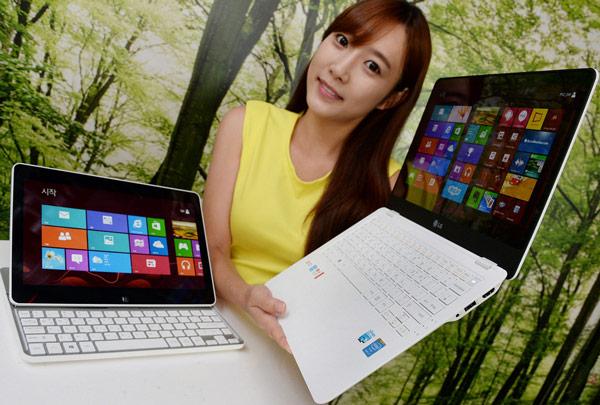 ���������� LG Ultra 13Z930 � 15U530 ��������� �� ����������� Intel Haswell � �������� �������� ���� IPS