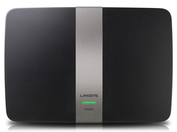 Компания Linksys представила на выставке IFA 2013 высокоскоростной маршрутизатор Wi-Fi 802.11ac