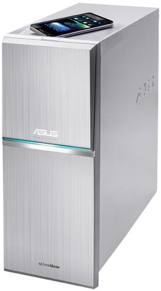 К достоинствам Asus M70 относится наличие встроенного источника бесперебойного питания