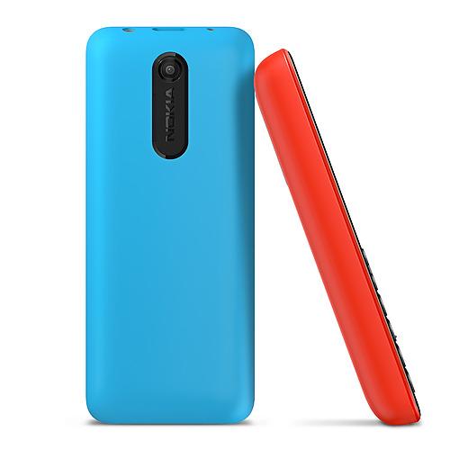 �������� Nokia 108 � Nokia 108 Dual SIM ���������� �� ������ � ����� 2G (GSM 900/1800)