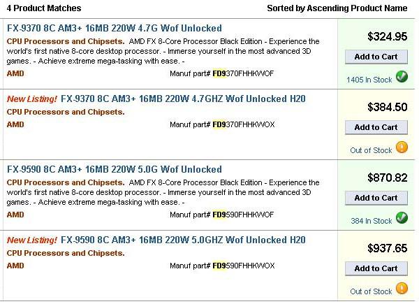 �������� ���������� AMD ����� FX-9000 � ��� ����� �� ������� �������� WOX � ����� �����������