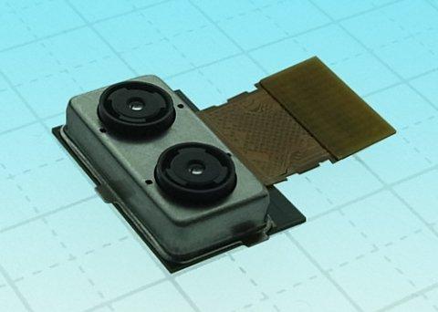 В числе применений двухкамерного модуля Toshiba TCM9518MD — фокусировка после того, как сделан снимок