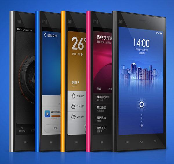Смартфон Xiaomi Mi-3 представлен в двух вариантах: на Nvidia Tegra 4 и Qualcomm Snapdragon 800